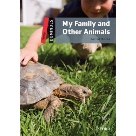 Oxford Dominoes: My Family and Other Animals + MultiROM