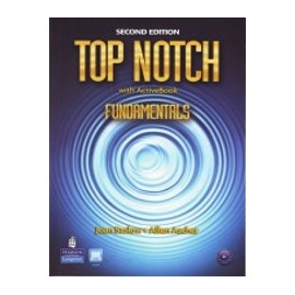 TOP NOTCH Fundamentals Student's Book With Active Book CD-ROM
