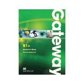 Gateway B1 Plus Student´s Book + Gateway Online Code