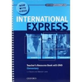 International Express Interactive Edition 2007 Elementary Teacher's Resource Book + DVD