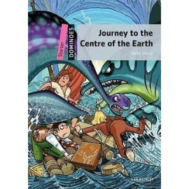 Oxford Dominoes: Journey to the Centre of the Earth + mp3 audio download