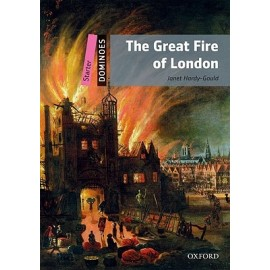 Oxford Dominoes: The Great Fire of London + MP3 audio download