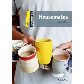Oxford Dominoes: Housemates + MP3 audio download