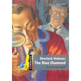 Oxford Dominoes: Sherlock Holmes - The Blue Diamond + MP3 audio download