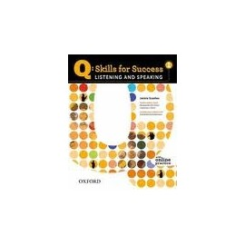 Q: Skills for Success 1 Listening and Speaking Student's Book with Online Practice