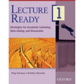 Lecture Ready 1 Student's Book