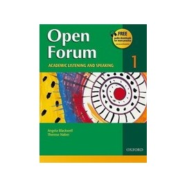 Open Forum 1 Student's Book