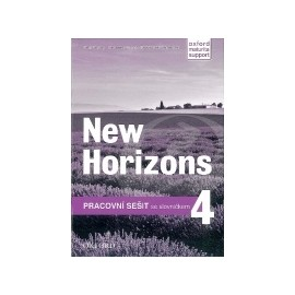 New Horizons 4 Workbook Czech Edition