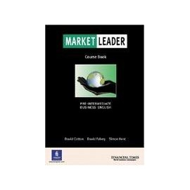 Market Leader Pre-intermediate Course Book