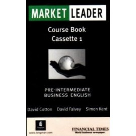Market Leader Pre-intermediate Class Audio Cassettes (2)