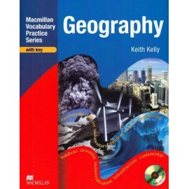 Macmillan Vocabulary Practice Series: Geography Student´s Book with Key + CD-ROM
