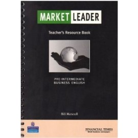 Market Leader Pre-intermediate Teacher's Resource Book