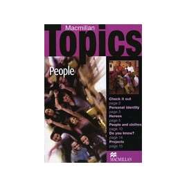 Macmillan Topics: People