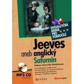 Jeeves aneb Anglický Saturnin + MP3 Audio CD