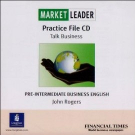 Market Leader Pre-intermediate Practice File Audio CD