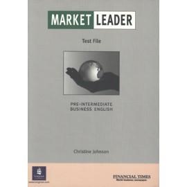 Market Leader Pre-intermediate Test File