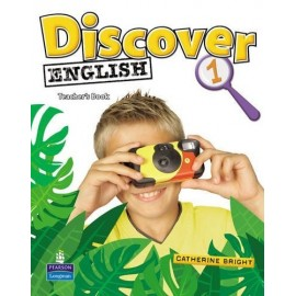 Discover English 1 Teacher's Book + Test Master CD-ROM