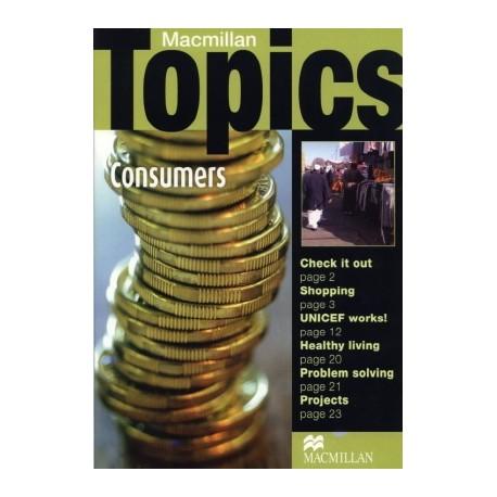Macmillan Topics: Consumers Macmillan Publishers 9781405094986