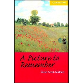 Cambridge Readers: A Picture to Remember + Audio download