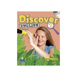 Discover English 2 Activity Book CZ + CD-ROM