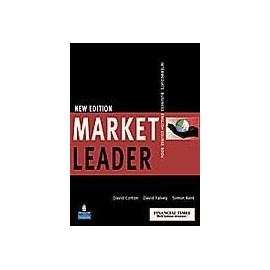 New Market Leader Intermediate Course Book Pack (Book + CD + CD-ROM)