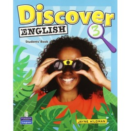 Discover English 3 Student's Book CZ