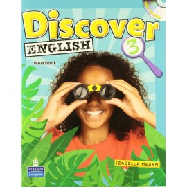 Discover English 3 Activity Book CZ + CD-ROM