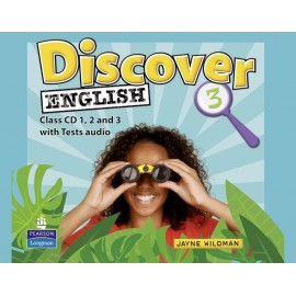 Discover English 3 Class CDs