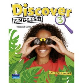 Discover English 3 Teacher's Book + Test Master CD-ROM