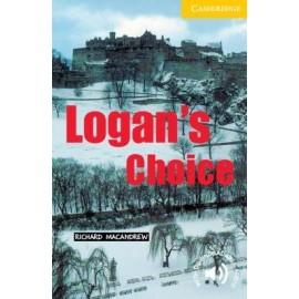 Cambridge Readers: Logan's Choice + Audio download