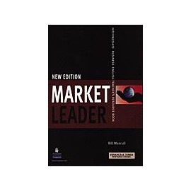 New Market Leader Intermediate Teacher's Resource Book + Test Master CD-ROM + DVD