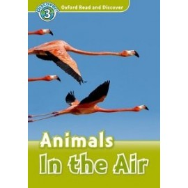 Discover! 3 Animals in the Air + Audio CD
