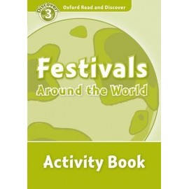 Discover! 3 Festivals Around the World Activity Book