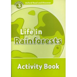 Discover! 3 Life in the Rainforests Activity Book