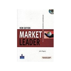 New Market Leader Intermediate Practice File Pack (Book + CD)