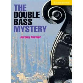 Cambridge Readers: The Double Bass Mystery + Audio download