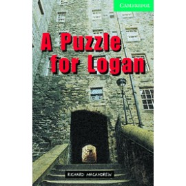 Cambridge Readers: A Puzzle for Logan + Audio download