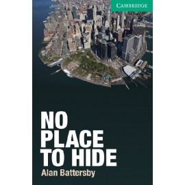 Cambridge Readers: No Place to Hide + Audio download