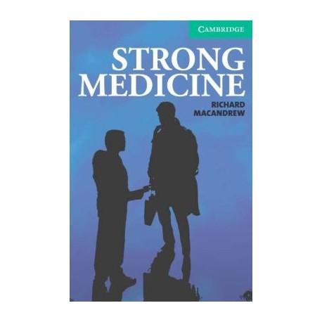 Cambridge Readers: Strong Medicine + Audio download Cambridge University Press 9780521693936