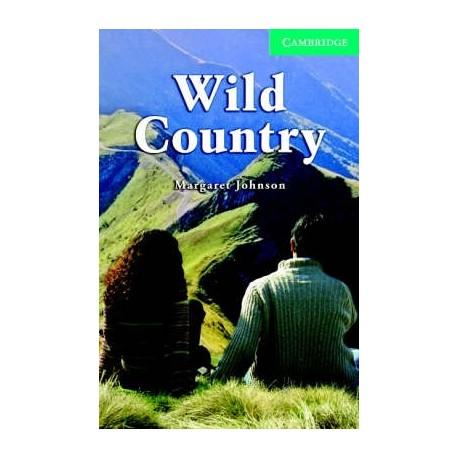 Cambridge Readers: Wild Country + Audio download Cambridge University Press 9780521713672