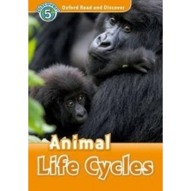 Discover! 5 Animal Life Cycles + MP3 audio download