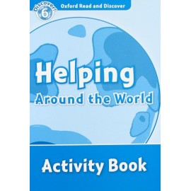 Discover! 6 Helping Around the World Activity Book