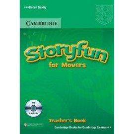 Storyfun for Movers Teacher's Book + CDs