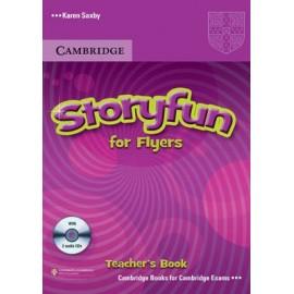 Storyfun for Flyers Teacher's Book + CDs