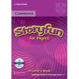 Storyfun for Flyers Teacher's Book + CDs