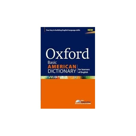 Oxford Basic American Dictionary + CD-ROM Oxford University Press 9780194399692