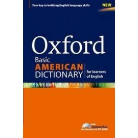 Oxford Basic American Dictionary + CD-ROM