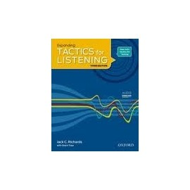 Expanding Tactics for Listening Third Edition