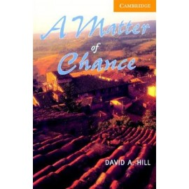 Cambridge Readers: A Matter of Chance + Audio CDs