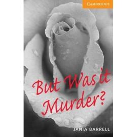 Cambridge Readers: But Was it Murder? + Audio download